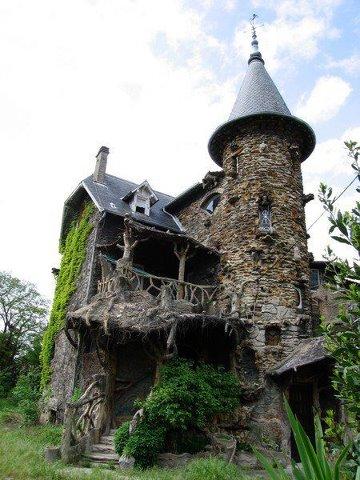 Maison de Sorciere, France