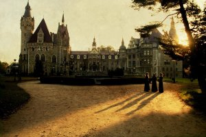 Best Goth's phot Moszna Castle