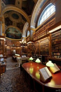 library paris france