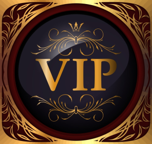 VIP design. Vector illustration.